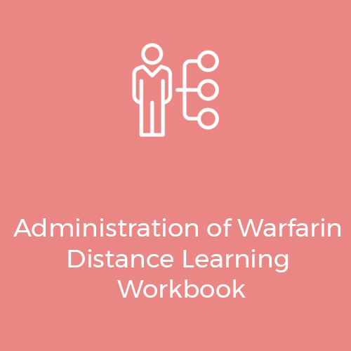Administration-of-Warfarin-Distance-Learning-Workbook